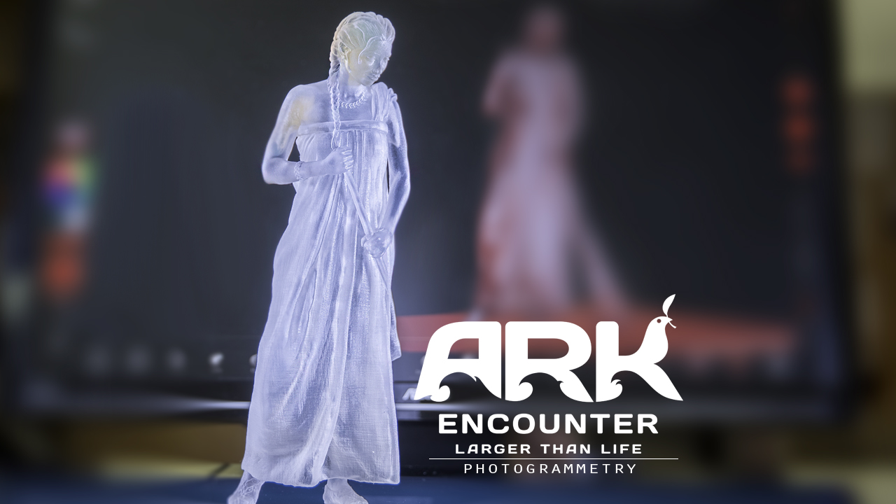 Photogrammetry at the Ark Encounter