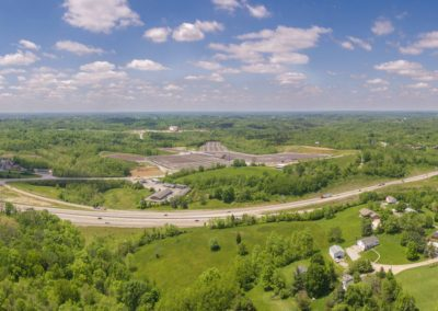 Ark Encounter_Phase 1_Ark_Drone_Ark Freeway Panorama_05132016_0000_Low Res